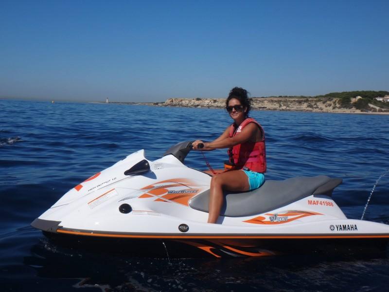 Jet Ski - Water Sport