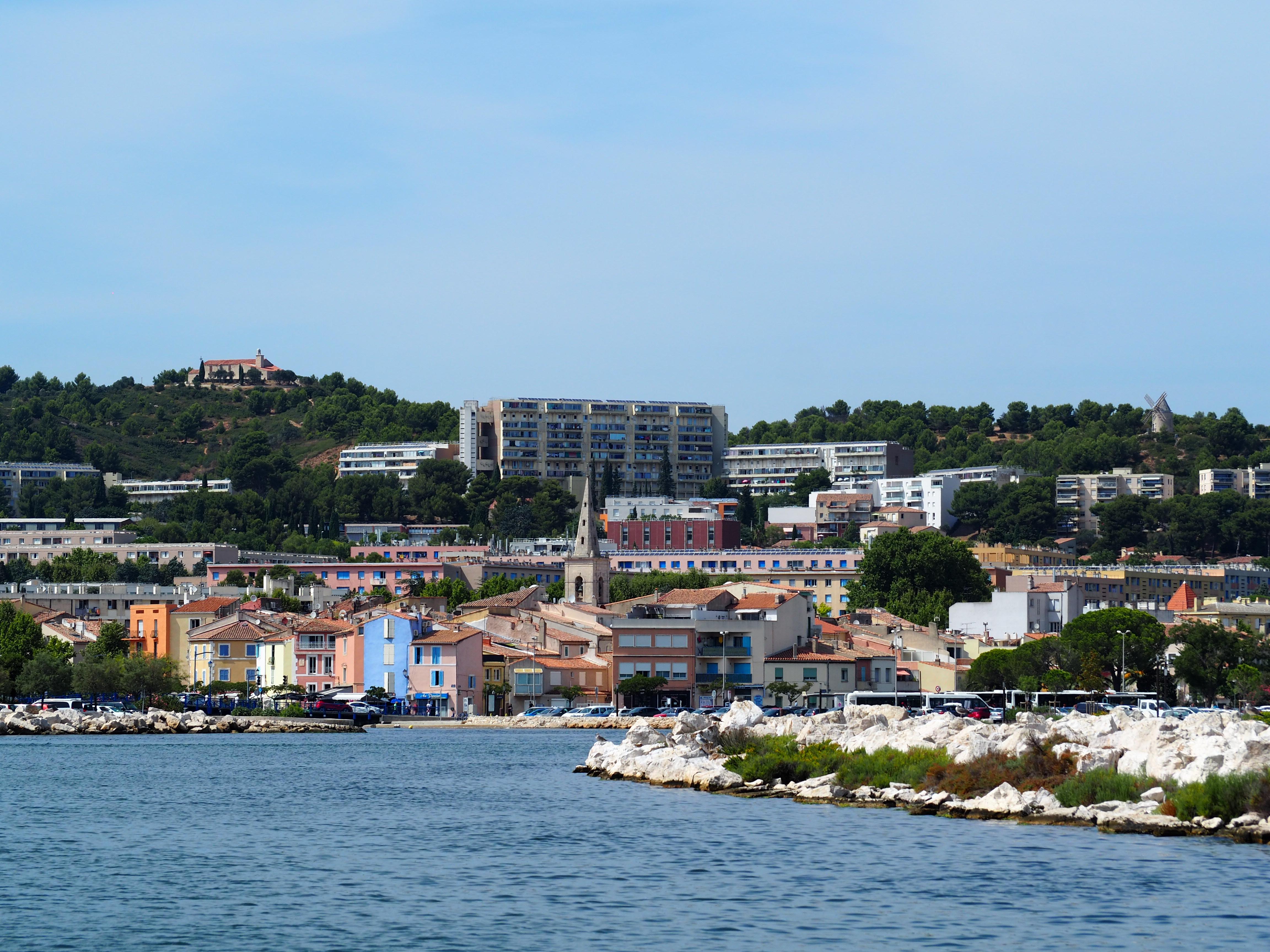 Panorama de Martigues